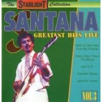 Santana - Greatest Hits Live - Vol. 3 - CD
