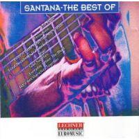 Santana - The Best Of - CD