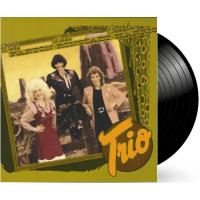 Trio - Dolly Parton, Linda Ronstadt, Emmylou Harris – LP