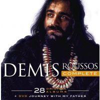 Demis Roussos - Complete - 28CD+DVD