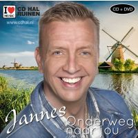 Jannes - Onderweg Naar Jou - CD+DVD