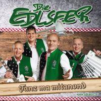 Die Edlseer - Tanz Ma Mitanond - CD