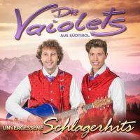 Die Vaiolets - Unvergessene Schlagerhits - CD