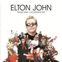 Elton John - Rocket Man - The Definitive Hits - CD