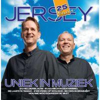 Jersey - 25 Jaar Uniek In Muziek - CD