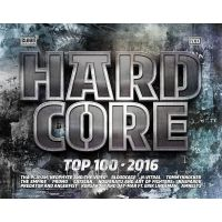 Hardcore Top 100 - 2016 - 2CD