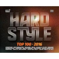Hardstyle Top 100 - 2016 - 2CD