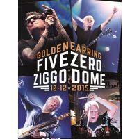 Golden Earring - Five Zero At The Ziggo Dome - DVD