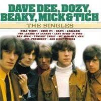 Dave Dee, Dozy, Beaky, Mick and Tich - The Singles - CD