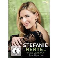 Stefanie Hertel - Mein Vogtland - Mei Haamet - DVD