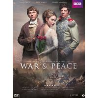 War And Peace - 3DVD