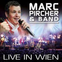 Marc Pircher & Band - Live in Wien - CD