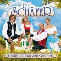 Die Schafer - Heute Ist Morgen Gestern - CD