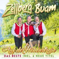 Zellberg Buam - Auf der Hohenstrasse - CD