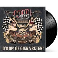 Mooi Wark - D'r Op Of Gien Vreten! - LP+CD