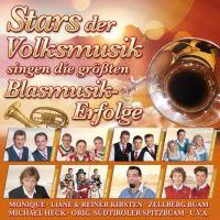 Stars der Volksmusik singen die grossten Blasmusik-Erfolge - CD