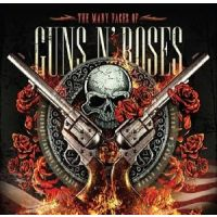 Guns N Roses - The Many Faces Of - 3CD