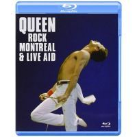 Queen - Rock Montreal And Live Aid - Blu-Ray
