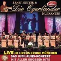Ernst Hutter - Live Im Circus Krone Munchen - CD