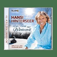 Hansi Hinterseer - Das Beste Zur Winterzeit, Seine 20 Schonsten Weihnachtslieder - CD