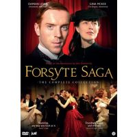The Forsyte Sage - The Complete Collection - 4DVD