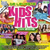 De Leukste Kidshits Van 2016 - 2CD