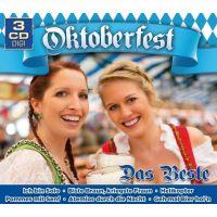 Oktoberfest - Das Beste - 3CD