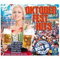Oktoberfest Hits - 4CD