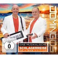 Domingos - Eine Musikalische Schlagerreise - CD+DVD