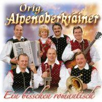 Alpenoberkrainer - Ein Bisschen Romantisch - CD