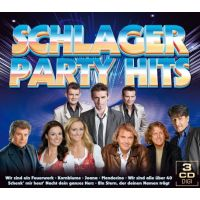 Schlager Party Hits - 3CD
