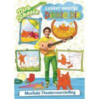 Dirk Scheele - Lekker Weertje, Dikkie Dik - DVD