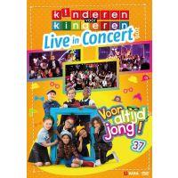 Kinderen voor Kinderen 37 - Voor Altijd Jong! - Live in Concert - DVD