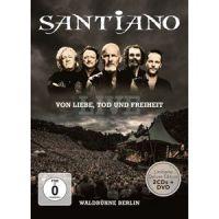 Santiano - Von Liebe, Tod Und Freiheit - Live - 2CD+DVD