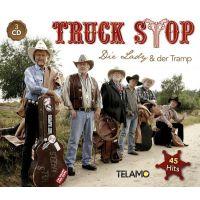 Truck Stop - Die Lady And Der Tramp - 3CD