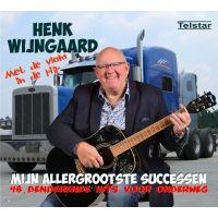 Henk Wijngaard - Mijn Allergrootste Successen - 2CD