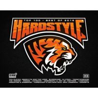 Hardstyle Top 100 - Best Of 2016 - 2CD