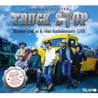 Truck Stop - Manner Sind So und Das Radiokonzert Live - 2CD