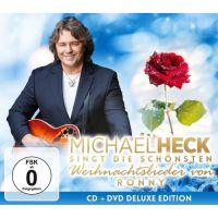 Michael Heck - Singt Die schonsten Weihnachtslieder Von Ronny - Deluxe Edition - CD+DVD