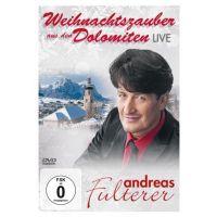 Andreas Fulterer - Weihnachtszauber Aus Den Dolomiten - Live - DVD