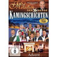 Melodien der Berge - Kamingschichten Folge 7 und 8 - DVD