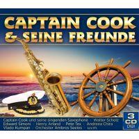 Captain Cook Und Seine Freunde - 3CD