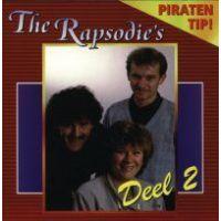 The Rapsodies - Piratentip! -  Deel 2 - CD