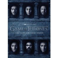 Game Of Thrones - Seizoen 6 - 5DVD