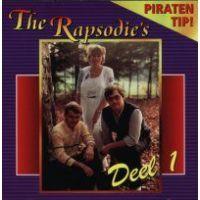 The Rapsodies  - Piratentip! - Deel 1- CD