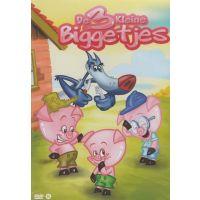 De 3 Kleine Biggetjes - DVD