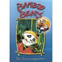 Bamboo Bears - De Sneeuwpanter - DVD