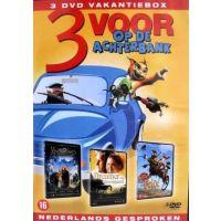 3 Voor Op De Achterbank - 3DVD