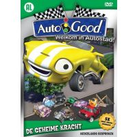 Auto B Good - De Geheime Kracht - DVD