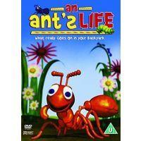 An Ant's Life - Een reis door de achtertuin - DVD